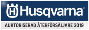 Husqvarna Auktoriserad Återförsäljare 2019